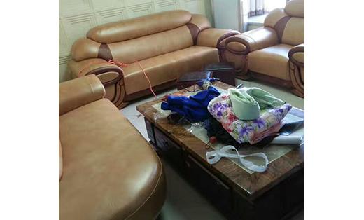家用沙发翻新