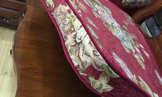 重庆实木沙发垫定做