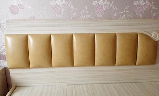 皮沙发翻新