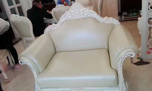 重庆欧式沙发翻新